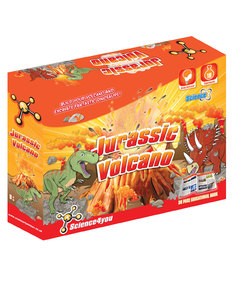 Science 4 You Jurassic Volcano Kit