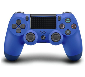 Sony Dualshock 4 V2 Wave Blue Controller PS4