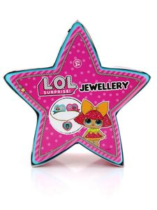 L.O.L. Surprise Star Jewellery Set Medium [Mystery Pack]