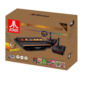 Atari Flashback 8 Gold Hd Console With 120 Built-In Games