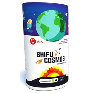 Shifu Cosmos Educational Interactive AR Card Game for Kids