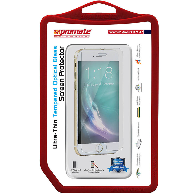 Promate Primeshield Tempered Glass .22mm Sp Iphone 6 Plus
