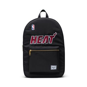 Herschel NBA Champions Collection Settlement Backpack Miami Heat Red/Black/White
