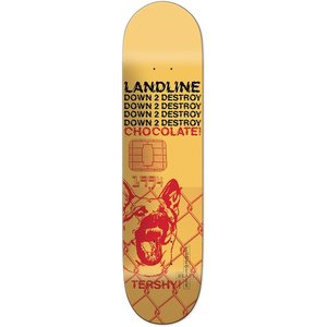 Girl Tershy Darkside Series Deck G033