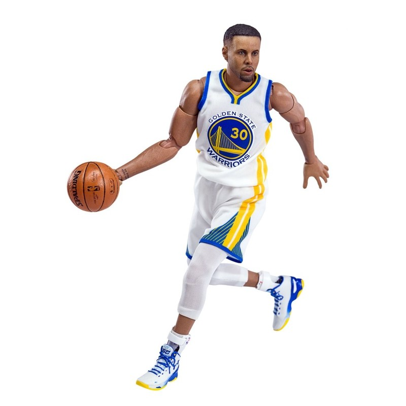 3122460d6feb Enterbay NBA Collection Stephen Curry 1 9 Scale Action Figure ...