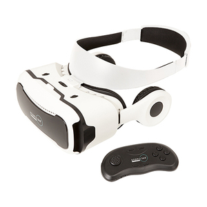 ReTrak Utopia 360 Elite Edition Virtual Reality Headset with HD Stereo Headphones