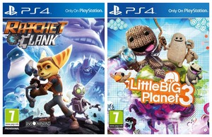 Ratchet & Clank + LittleBigPlanet 3