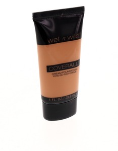 Wet N Wild Ca Cream Foundation Light