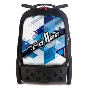Nikidom Roller Trolley Bag Cool Blue
