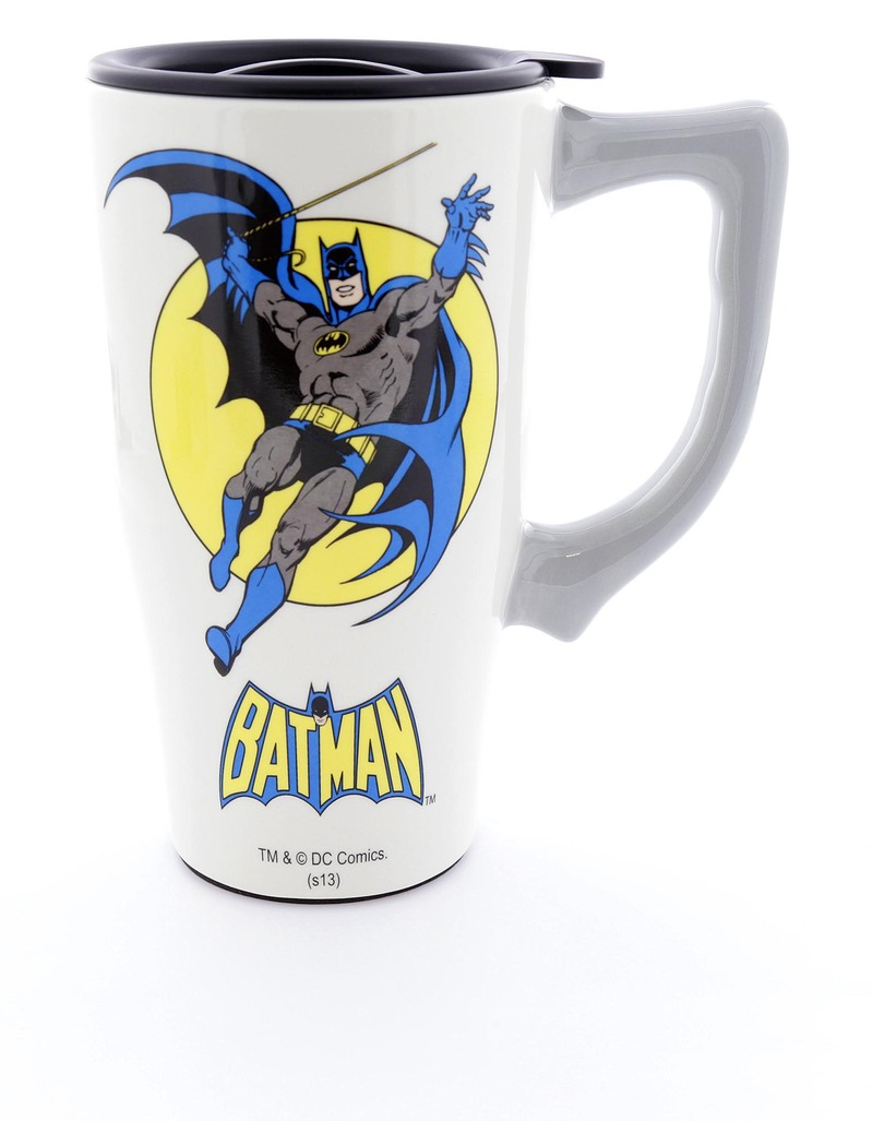 Batman Travel Mug | Mugs & Tumblers | Drinkware | Cooking & Dining | House | Virgin Megastore