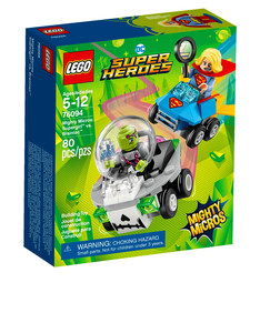 Lego Mighty Micros Supergirl VS Brainiac 76094