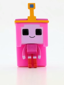 Funko Pop Minecraft S1 Princess Bubblegum Vinyl Figure