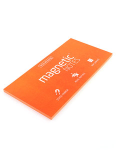 Magnetic Notes Orange L