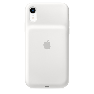 Apple Smart Battery Case White for iPhone XR