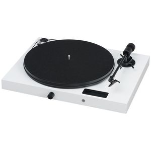 Pro-Ject Juke Box E Turntable White