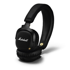 Marshall Mid Bluetooth Black Bluetooth On-Ear Headphones