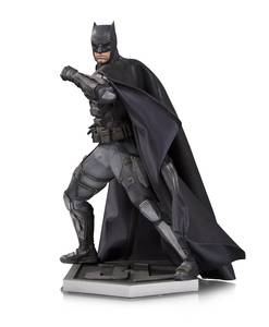Justice League Movie Tactical Suit Batman 13.5 Inch Statue