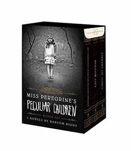 Miss Peregrine's Peculiar Children Boxed Set