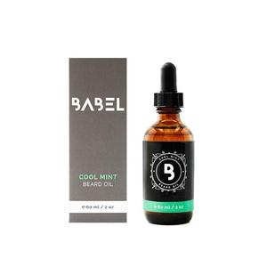 Babel Alchemy Cool Mint Beard Oil 60ml