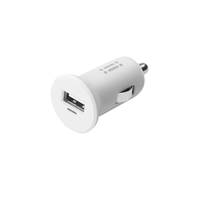 Aiino Usb 2.4A Tablet White Car Charger