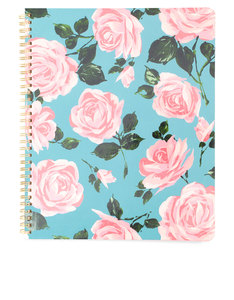 Ban.do Rough Draft Large Notebook Rose Parade