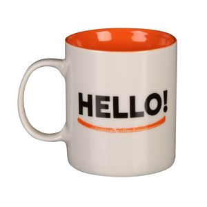 Harvey Makin Musicology Hello Is It Tea You're Looking For Mug