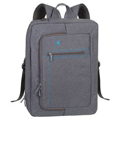 Rivacase 7590 Transformer Backpack Grey Laptop 16 Inch