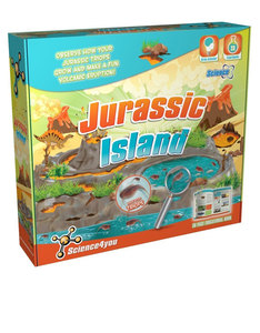 Science 4 You Science Jurassic Island