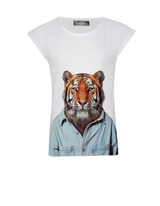 Saint Noir Tiger Women's T-Shirt