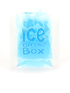 Ice On The Box Juice Box Cooler Pack Re-Usable Juice Box