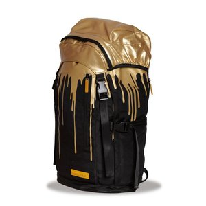 Sprayground Gold Drips Top Loader Backpack