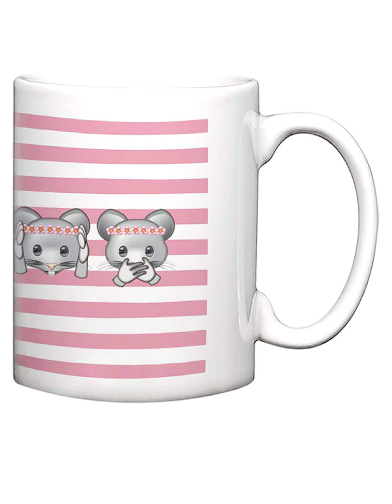 Emoji Just Be Emousional Noa Mug Mugs Tumblers Drinkware