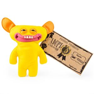 Fuggler Plush Yellow