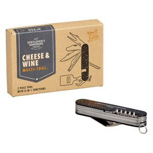 Gentlemen's Hardware Cheese and Wine Tool