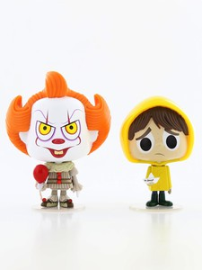 Funko Pop It's Pennywise & Georgie Vinyl Figure [Pack of 2]
