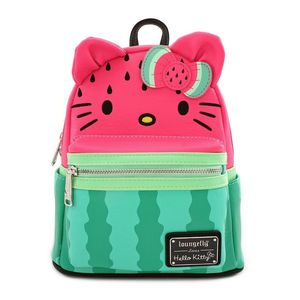 Loungefly Hello Kitty Water Melon Mini Backpack