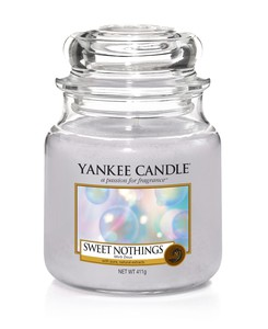 Yankee Candle Classic Jar Sweet Nothings [Medium]