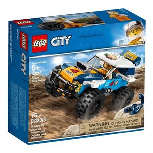 LEGO CITY GREAT VEHICLES DESERT RALLY RACER