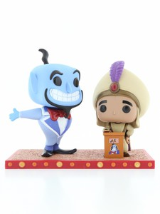 Funko Pop Aladdin & Genie Vinyl Figures [Set of 2]