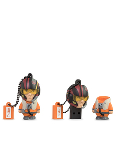 Tribe Star Wars Poe Dameron 16Gb Usb Flash Drive