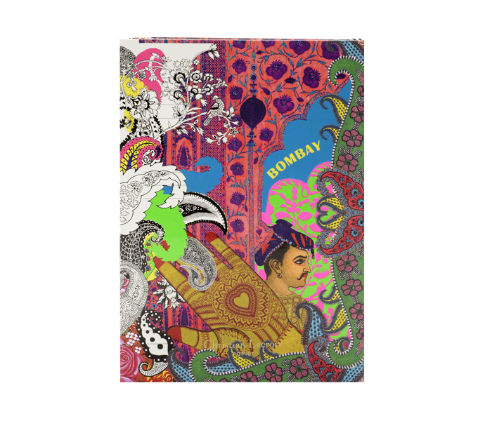 Libretto A5 Mumbai Layflat Notebook