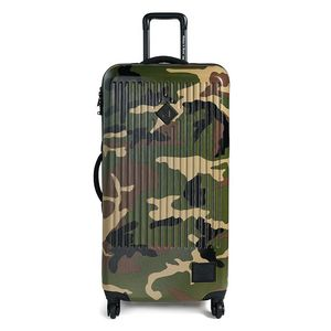 Herschel Trade Rolling Luggage Woodland Camo