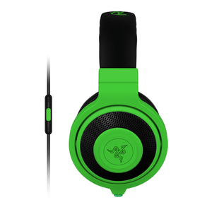 Razer Kraken Mobile Green Headphones