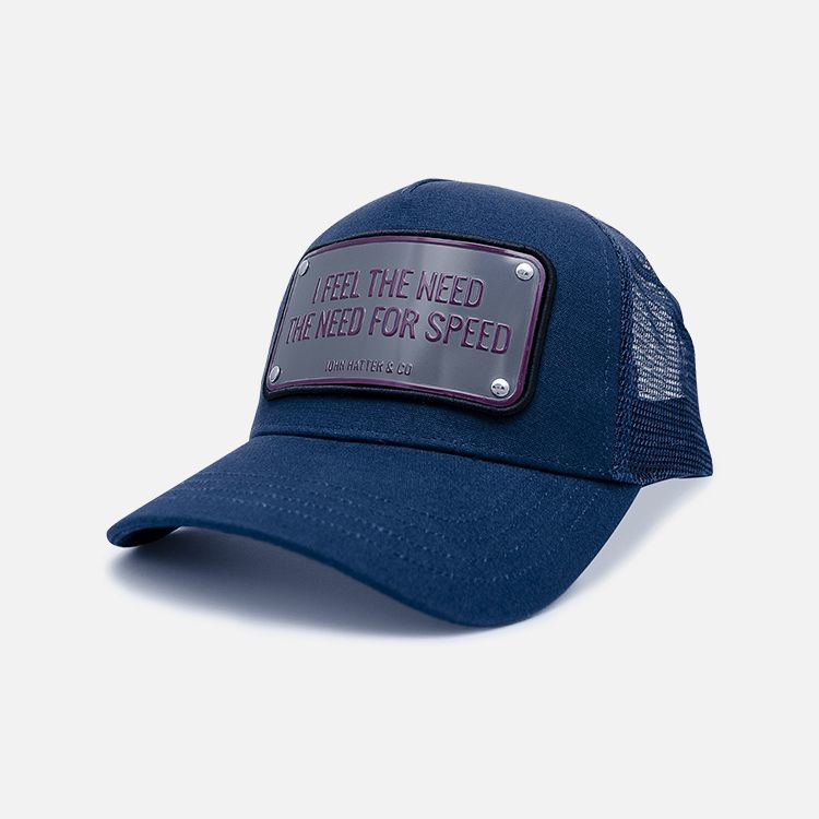 John Hatter & Co Need For Speed Unisex Cap Blue