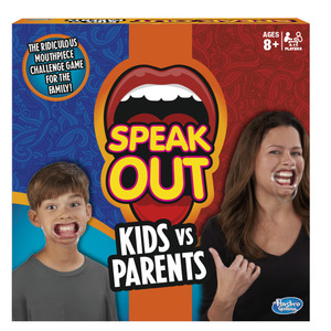 Hasbro Speak Out Kids Vs Parents