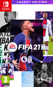FIFA 21 - Legacy Edition - Nintendo Switch