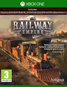 Railway Empire [Pre-owned]