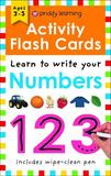 Activity Flash Cards Numbers