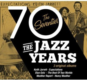 JAZZ YEARS THE SEVENTIES