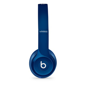 Beats Solo 2 Wireless Blue Headphones